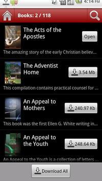 EGW Writings apk screenshot