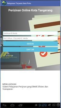 Perizinan Online poster
