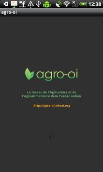 Agro-oi poster