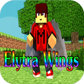Elytra Wings Mod for MCPE icon