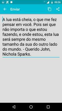 Frases de Livros Prontas apk screenshot