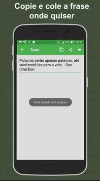 Frases de Músicas apk screenshot