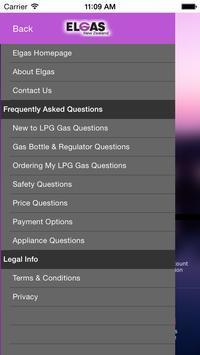 Elgas NZ EasyApp™ apk screenshot