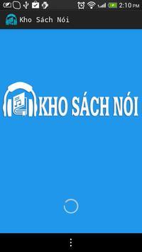 Kho Sách Nói - Kho Sach Noi poster
