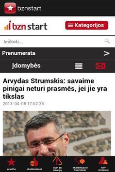 bznstart apk screenshot