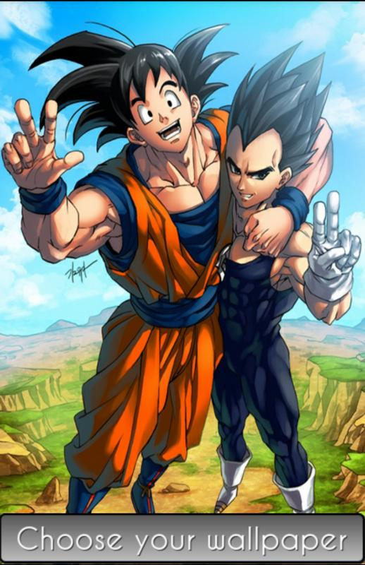 Dragons fans dbz wallpaper hd apk download free - Tout les image de dragon ball z ...