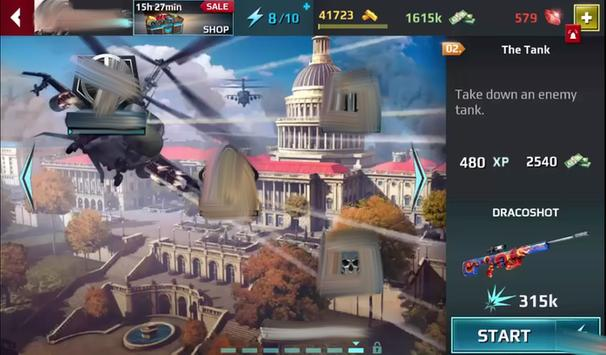 Guide Sniper Fury apk screenshot