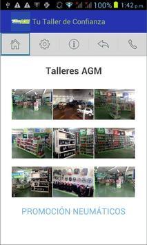 Talleres AGM poster