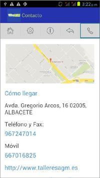 Talleres AGM apk screenshot