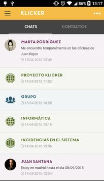 Hospitales San Roque apk screenshot