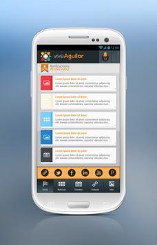 Vive Aguilar apk screenshot
