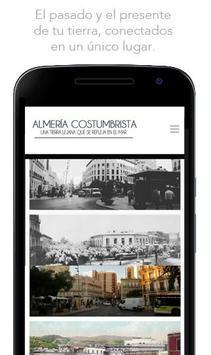 Almería Costumbrista poster