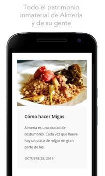 Almería Costumbrista apk screenshot