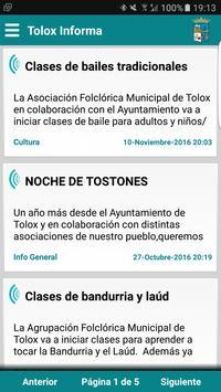 Tolox Informa poster