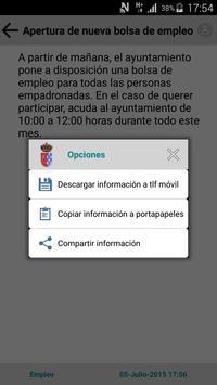 Torralba de Oropesa Informa apk screenshot