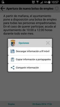 Villanueva de la Jara Informa apk screenshot