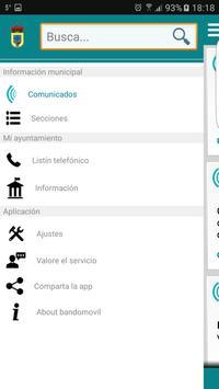 Zaratán Informa apk screenshot