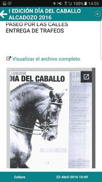 Alcadozo Informa apk screenshot