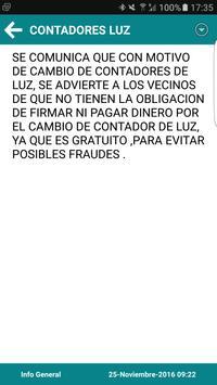 Aliaguilla Informa apk screenshot