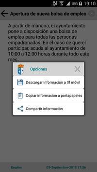 Arcicóllar Informa apk screenshot