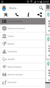 Cazalilla Informa apk screenshot