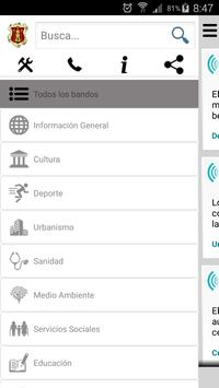 Cazorla Informa apk screenshot