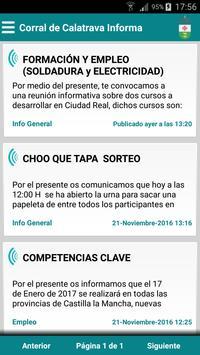 Corral de Calatrava Informa poster