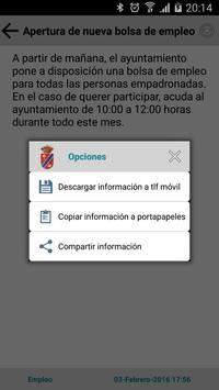 El Picazo Informa apk screenshot