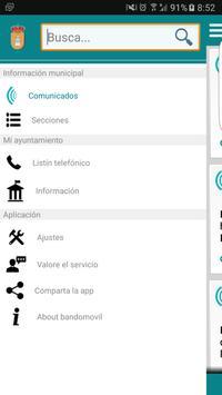 Fuensaldaña Informa apk screenshot