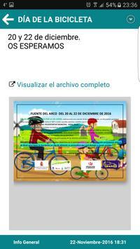 Fuente del Arco Informa apk screenshot