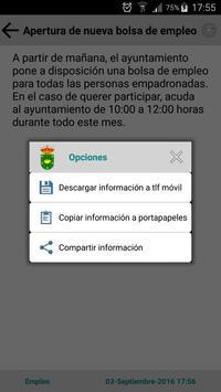 Gargüera de la Vera Informa apk screenshot