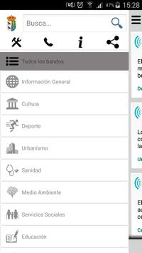 Gavilanes Informa apk screenshot