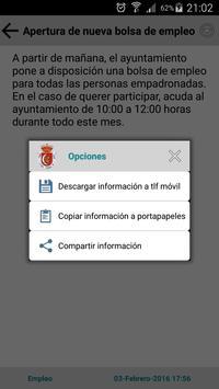 Huete Informa apk screenshot