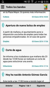 Marmolejo Informa poster