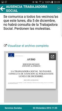 Montearagón Informa apk screenshot