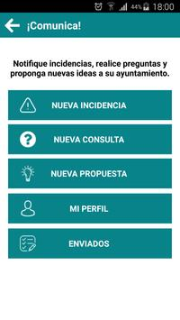 Quesada Informa apk screenshot