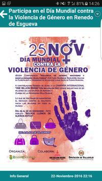 Renedo de Esgueva Informa apk screenshot
