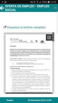 Retamal de Llerena Informa apk screenshot