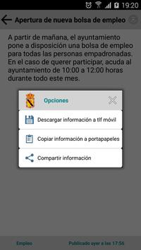Sabiote Informa apk screenshot