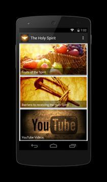 The Holy Spirit apk screenshot