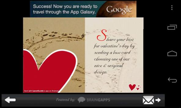 Valentine's Day apk screenshot