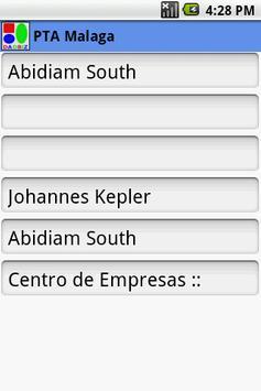 Technological Park Malaga ES apk screenshot