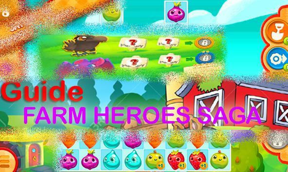 Learn Farm Heroes Saga apk screenshot