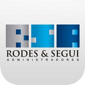 ADF Rodes & Seguí APP icon