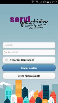Servigestión APP poster