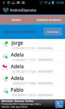 AndroidOperator apk screenshot