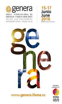 GENERA 2016 poster