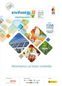 ENVIFOOD Meeting Point 2016 poster
