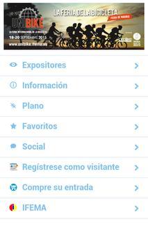 UNIBIKE 2015 apk screenshot