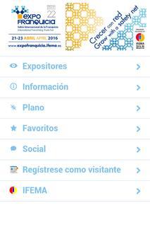 EXPOFRANQUICIA 2016 apk screenshot